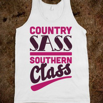 Country Sass Southern Class