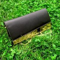 Seeing Gold Clutch- $50
