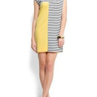 Mango Women's Sailor Stripes Dress