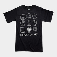 $25.00 History of Art T Shirt | MoMA Store