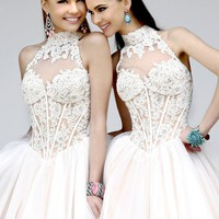 Sherri Hill 21193 Beautiful Lace Dress