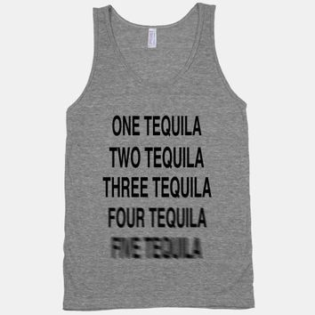 One Tequila...Two Tequila