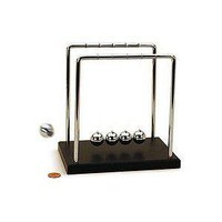 Newton&#x27;s Cradle - Newton&#x27;s Cradle, 7.0&quot; [Toy]