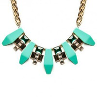 Ambrelle Necklace - ShopSosie.com