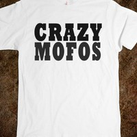 Crazy Mofos - One Direction - Skreened T-shirts, Organic Shirts, Hoodies, Kids Tees, Baby One-Pieces and Tote Bags