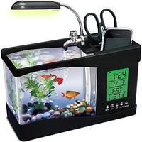 ThinkGeek :: USB Fishquarium
