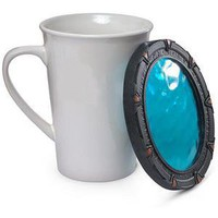 ThinkGeek :: Stargate Coasters