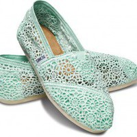 New Crochet Shoes for Spring | TOMS.com | TOMS.com