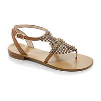 Pelle Moda Billie Flat Sandals | Dillards.com
