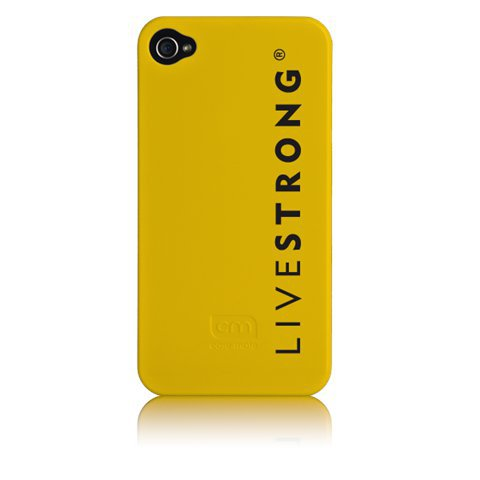 iPhone 4 Barely There LIVESTRONG Cases by Case-Mate