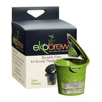 ekobrew Cup, Refillable Cup For Keurig K-Cup Brewers