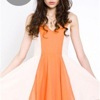 Keepsake Teenage Crime Dress - Keepsake Flirty Citrus Dress - $115