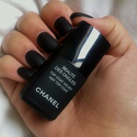 Chanel Beaute Des Ongles Matte Top Coat Limited Edition