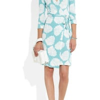 Diane von Furstenberg | New Julian printed silk-jersey wrap dress | NET-A-PORTER.COM