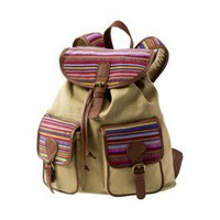 Item: Mossimo Supply Co. Dana Ethnic Stripes Backpack - Natural