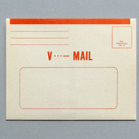 Present&Correct - V Mail Telegram