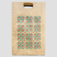 Present&Correct - Tile Bag