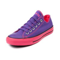 Converse All Star Lo Athletic Shoe, Purple Pink, at Journeys Shoes