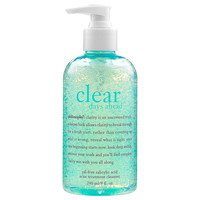 Sephora: Philosophy : Clear Days Ahead™ Oil-Free Salicylic Acid Acne Treatment Cleanser : cleanser-skincare