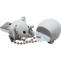 Emtec Animals 8GB USB 2.0 USB Flash Drive (Elephant)