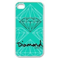 Amazon.com: diycellphone diamond supply co Iphone 5 case Hard Cases , Design your own Apple Iphone4 protect case sold by choleen: Cell Phones & Accessories
