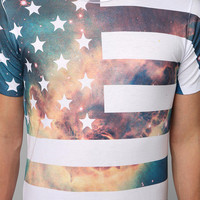 Urban Outfitters - LIFE Space Flag Tee