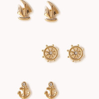 Nautical Stud Set