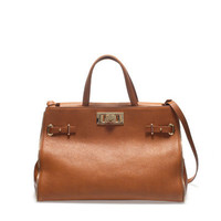 OFFICE CITY BAG - Handbags - Woman | ZARA United Kingdom