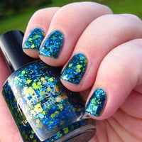 Toxic and Timeless - Handmixed Nail Polish