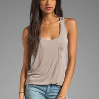 G-Star Loose R T Tank in Mink Grey from REVOLVEclothing.com
