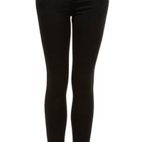 MOTO Black Skinny Leigh Jeans - Jeans  - Clothing