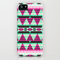 Mix #373 iPhone & iPod Case by Ornaart