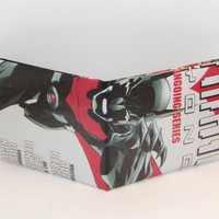 Comic Book Wallet// Batman Beyond