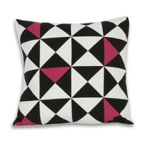 Origami Pillow - Bright Magenta