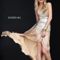 Sherri Hill 8300 Dress - MissesDressy.com