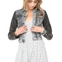 Brandy ♥ Melville |  Lee Jacket - Just In