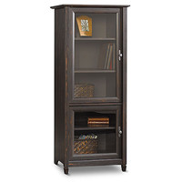 Walmart: Sauder Vinegate Storage Tower, Antiqued Paint