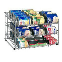 Organize It All 1866 Soup Can Rack
