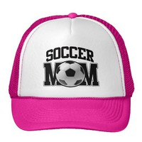 Soccer Mom Hat from Zazzle.com