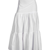Scully Cantina Ladies 3 Tiered Skirt