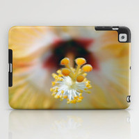 natures painting iPad Case by Laura Santeler