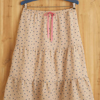 Vintage Simplicity and Country Skirt | Mod Retro Vintage Vintage Clothes | ModCloth.com