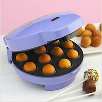 Babycakes Pop Maker: CP-94LV - Purple, Makes 12 Cake Pop&#x27;s