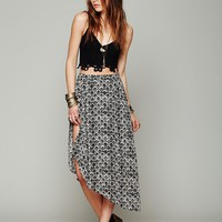 Free People Printed Ayana Sarong
