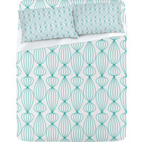 DENY Designs Home Accessories | Gabi Lanterns Aqua 1 Sheet Set