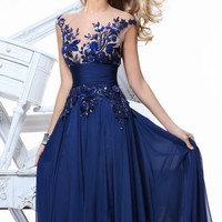 Tarik Ediz 92130 Dress - MissesDressy.com