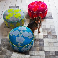 Rangoli Floor Cushions