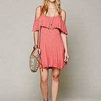 Free People  Razzle Ruffle Tunic at Free People Clothing Boutique
