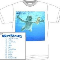 Nirvana T-Shirt - Nevermind