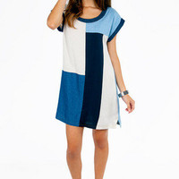 Block is Hot Shift Dress $58